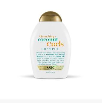 Shampoo Organix para Cabello Rizado