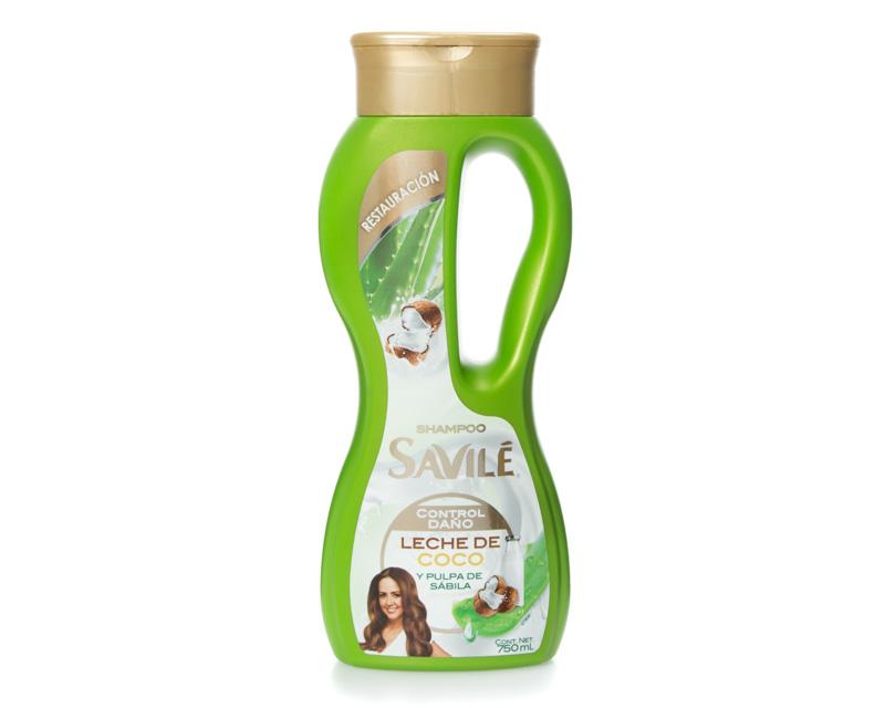 Shampoo Savilé - Leche de coco- 750 ml