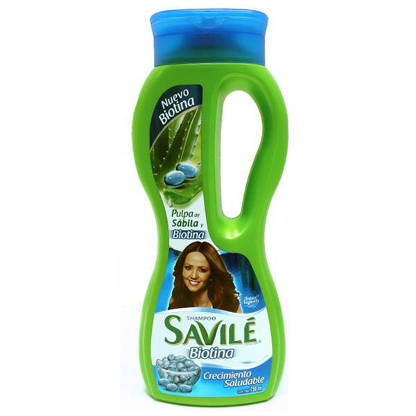Shampoo Savilé - Biotina - 750 ml